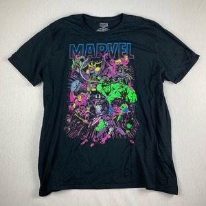 Vintage Marvel T-Shirt Spider-Man Avengers Venom